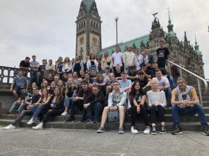 Die Q2 in Hamburg